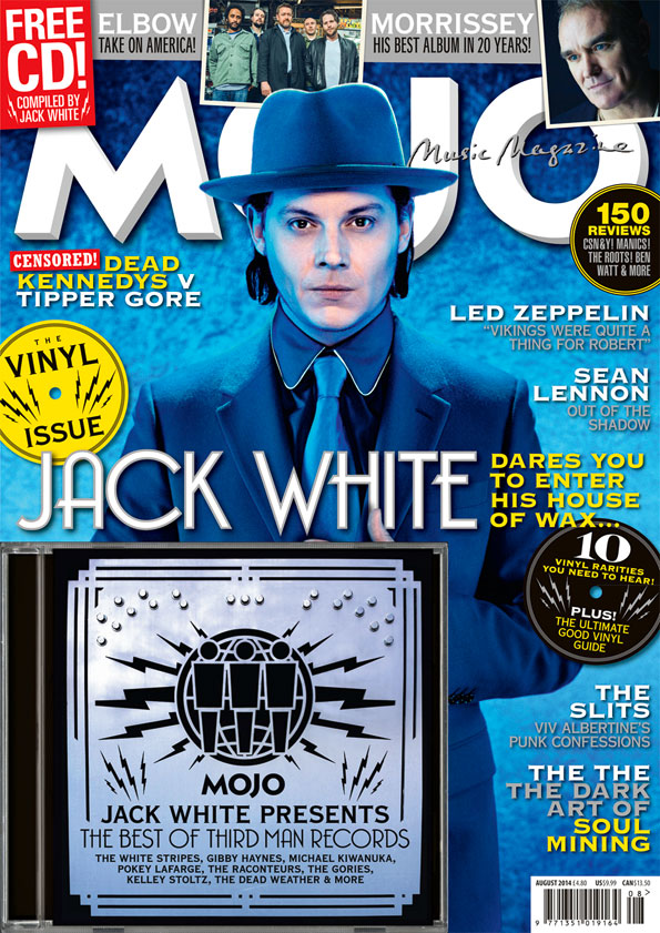 Jack White interview
